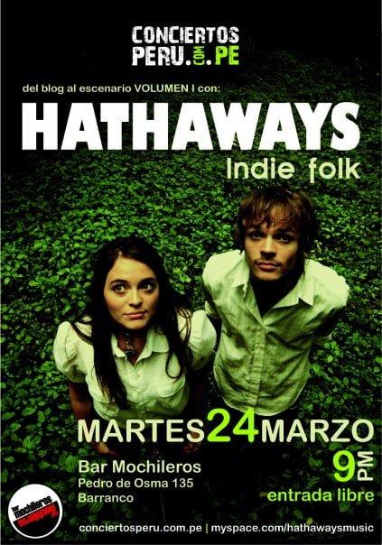 hathaways en Lima Perú