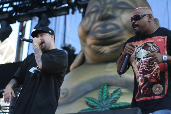 Urban Dance 2: Cypress Hill, 50 Cent y Daddy Yankee en Lima Peru