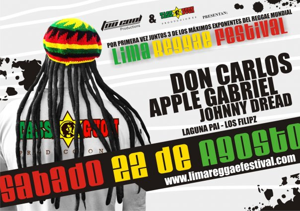 lima reggae festival