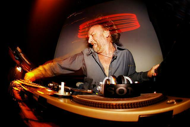 Peter Hook en Lima Peru Dj Sessions