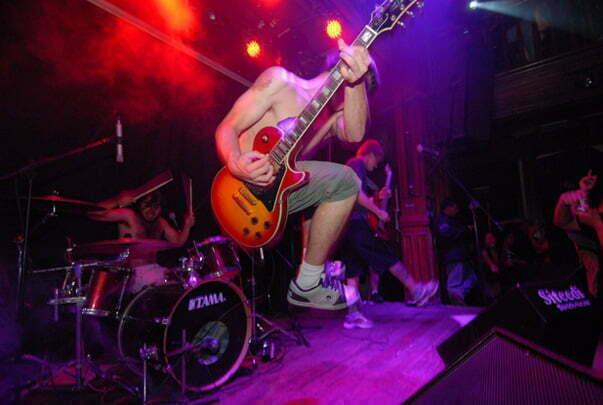 Rock in Bembos 2009