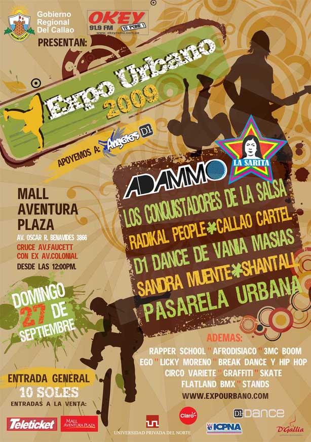 EXPO URBANO 2009