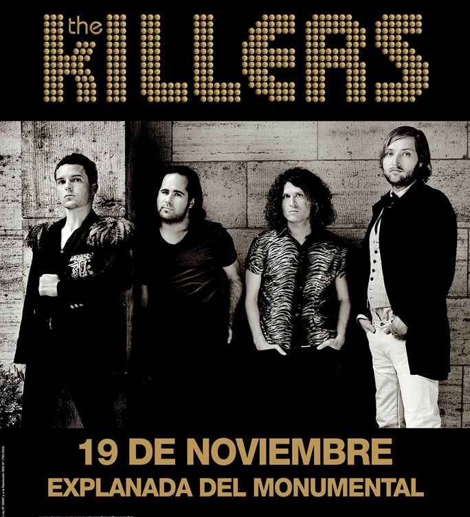 Sorteo de entradas The Killers