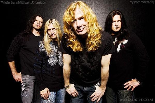 Megadeth en Lima 2010 MEGADETH EN LIMA: 2 de mayo 2010