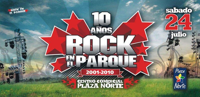 ROCK EN EL PARQUE 2010: 24 de julio Parque-webs
