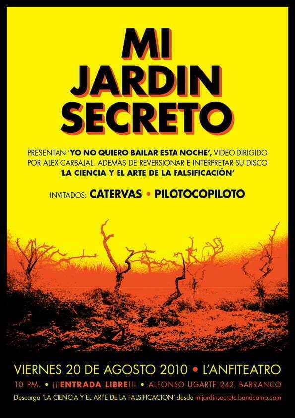 Mi jard n secreto catervas y pilotocopiloto a entrada for Banda sonora de el jardin secreto