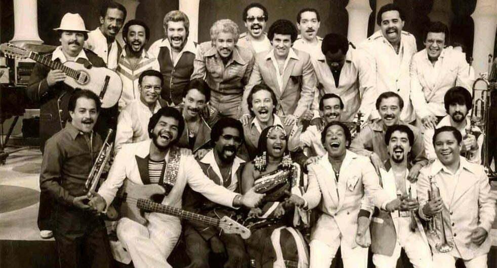 Ismael Miranda Y Su Orquesta Revelación - Asi Se Compone Un Son