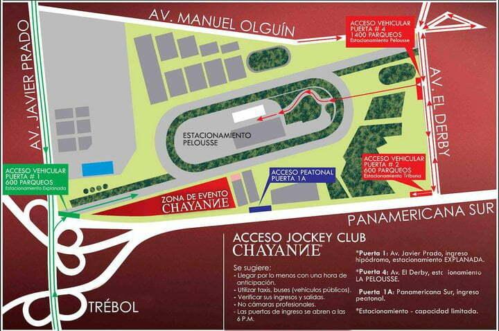 Chayanne en lima precios de entradas conciertos per for Puerta 4 del jockey