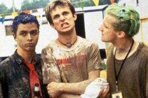 green day woodstock 94 disco en vivo