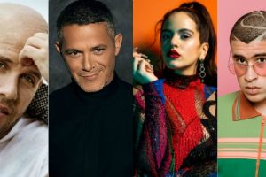 nominados latin grammy 2019