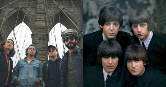 los outsaiders beatles