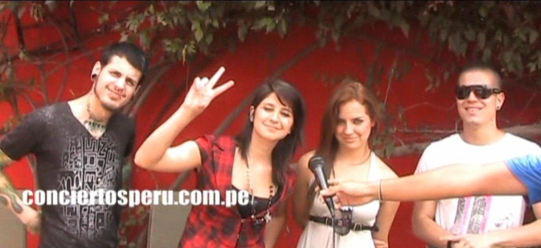 kudai en lima y cusco 2009 conciertos perú