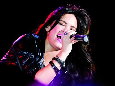 Demi Lovato en Lima Peru