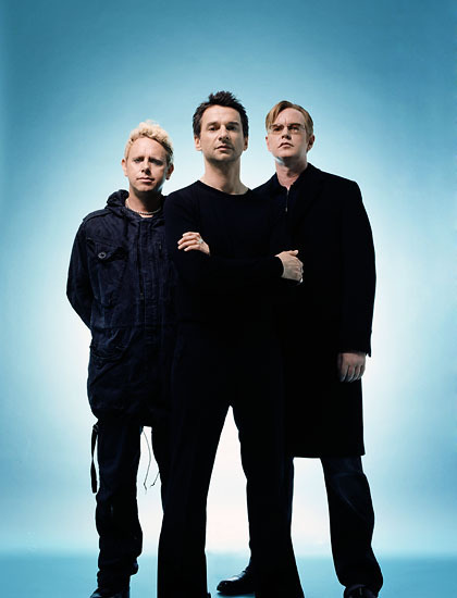 Depeche Mode en Lima Peru