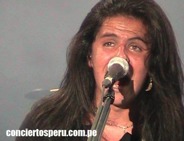 Allison en Lima Peru 2