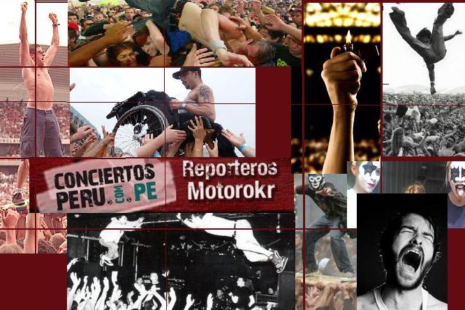 Conciertos Peru Reporteros Motorokr