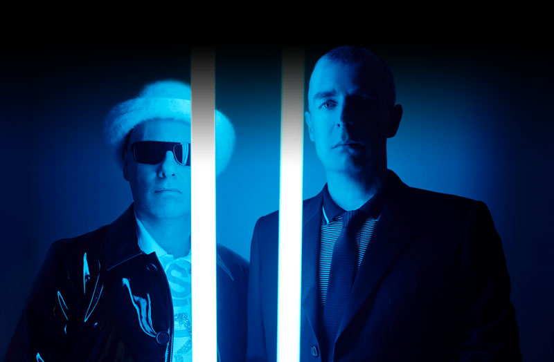 Pet Shop Boys en Lima Peru
