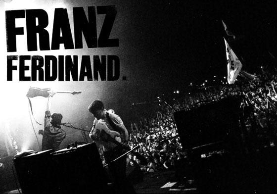 Franz Ferdinand en Peru 2010