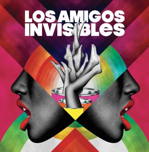 Los Amigos Invisibles en Lima
