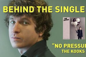 Behind the single No pressure Kooks