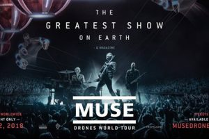 muse drones world tour pelicula salas cines peruanos cinemark cinepolis